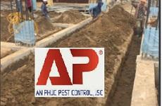 Cách đào hào chống mối công trình xây dựng