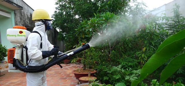 Trừ muỗi và diệt côn trùng