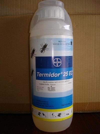Thuốc diệt mối AGENDA = TERMIDOR 25 EC