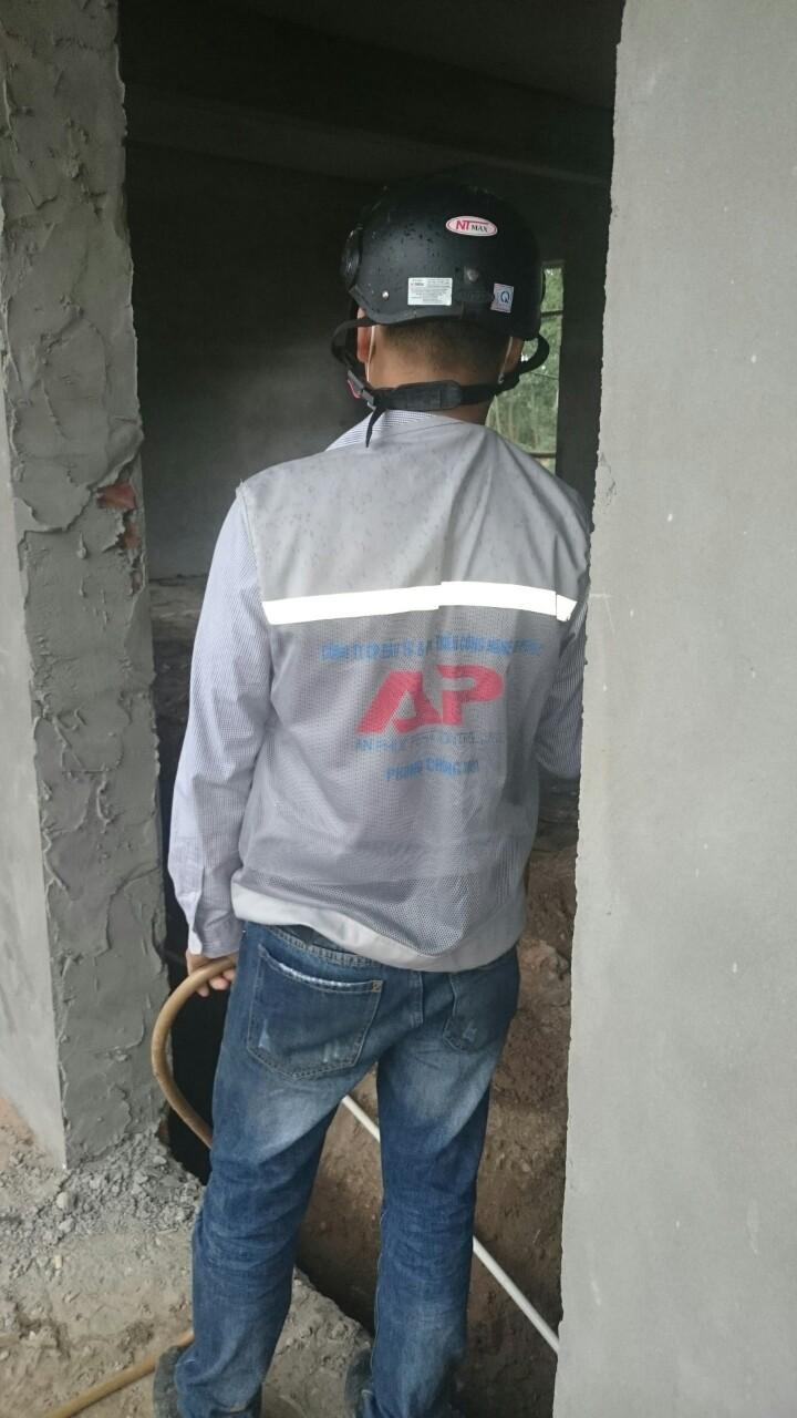 Quy trình phòng chống mối cho công trình xây dựng mới
