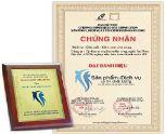 Công ty diệt mối an phúc đạt danh hiệu sản phẩm dịch vụ chất lượng 2012