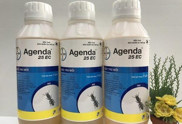Thuốc diệt và phòng trừ mối Agenda 25 EC
